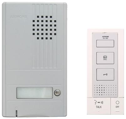 AiPhone DBS-1A Front Door Audio Intercom Kit  sc 1 st  eBay : aiphone intercom wiring - yogabreezes.com