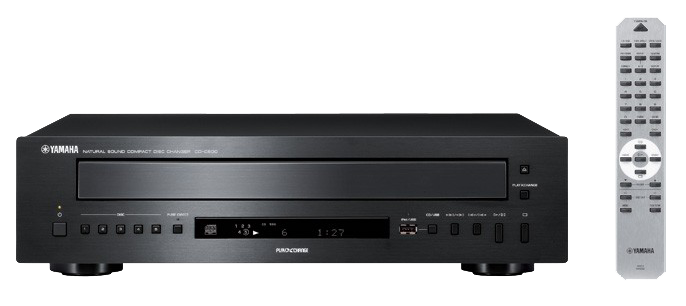 new yamaha cd c600 5 disc cd player from av australia. Black Bedroom Furniture Sets. Home Design Ideas