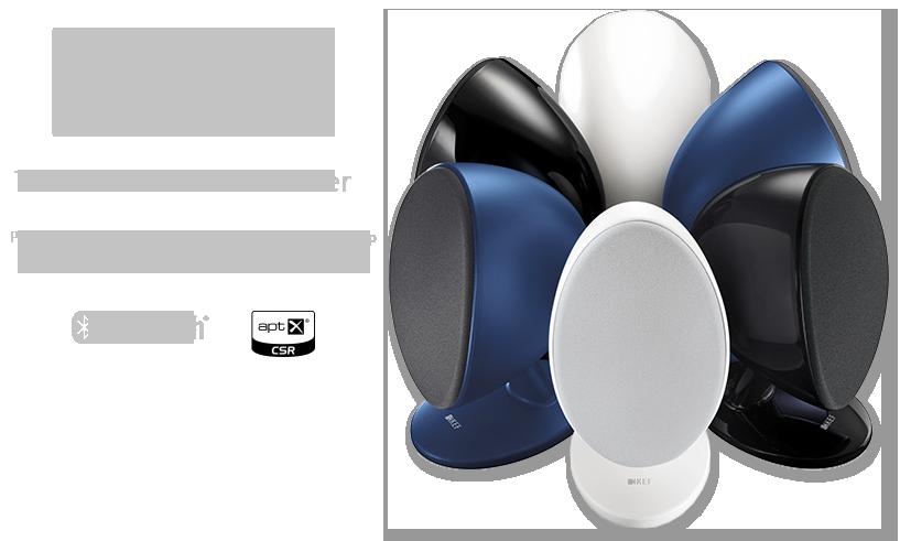 kef egg. kef egg digital music bluetooth speakers kef egg